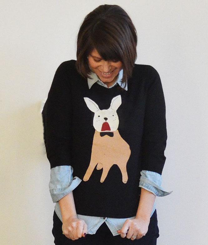 Jcrew Inspired Sweater