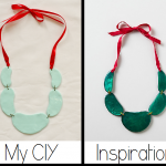 Anthropologie Inspired Pebble Necklace
