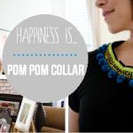 Anthropologie Inspired Pom Pom Shirt