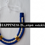 Boat Rope Necklace