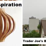 Trader Joe's Bag  Challenege - West Elm Inspired Hanging Lantern