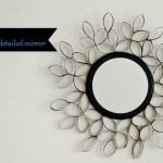Crate and Barrel Inspired Mirror