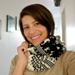 Transformation -  From Regular Scarf to Infinity Scarf