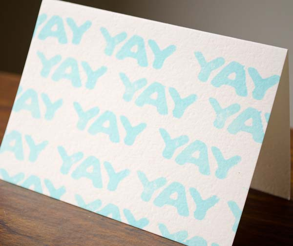 Diy Stamp :: www.happinessiscreating.com