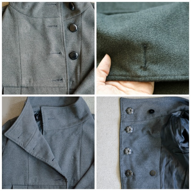 Updated Forever 21 Jacket :: www.happinessiscreating.com