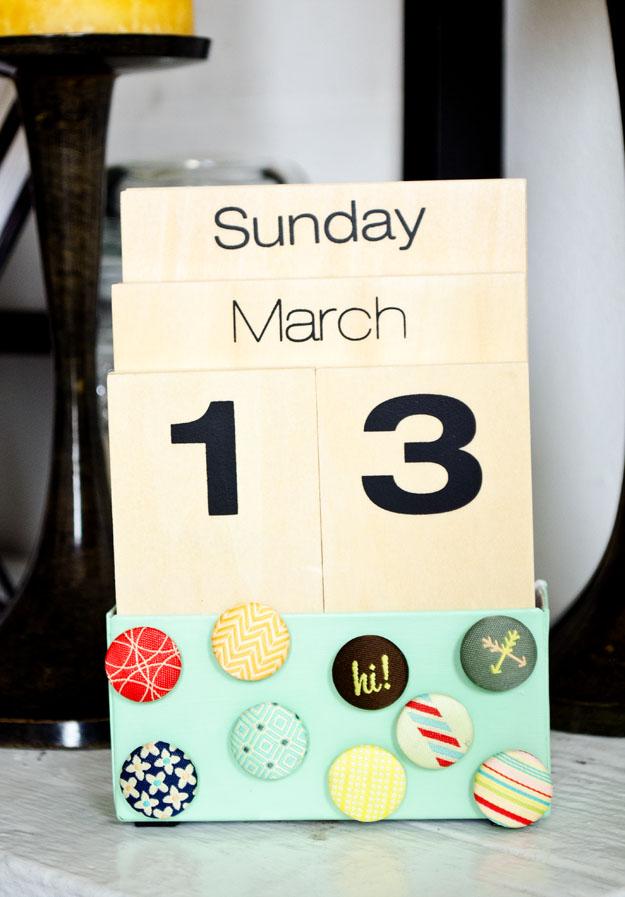 Calendar Makeover