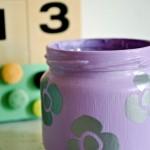 Upcycled Jar