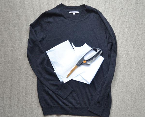 CIY: Bow Sweater