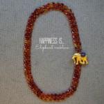 Jcrew Inspired Elephant Necklace