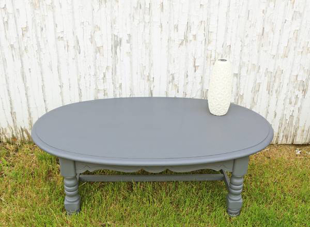 happiness is creating: coffee table makeover