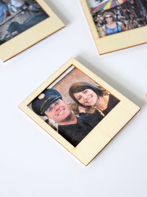 Turn your favorite Instagram photos into magnets in a few easy steps!