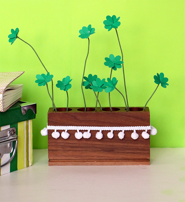 DIY_Clover_Bouquet